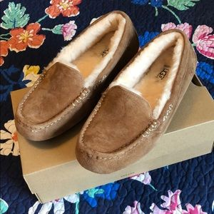 UGG Ainsley Slippers—NWT